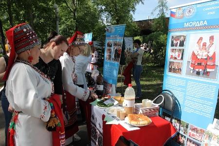 В Самаре прошел юбилейный Фестиваль прессы