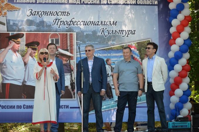 В Самаре прошел Фестиваль