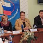 """Пресс-конференция """"Защитим детей России"""""""
