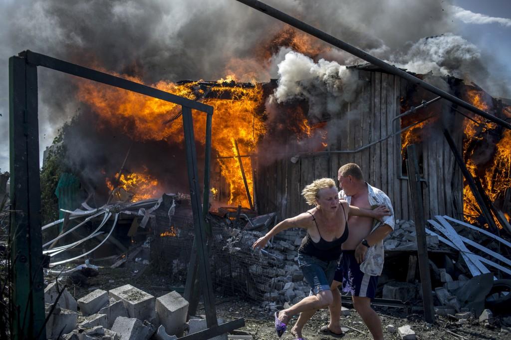 """серия """"Черные дни Украины"""""""
