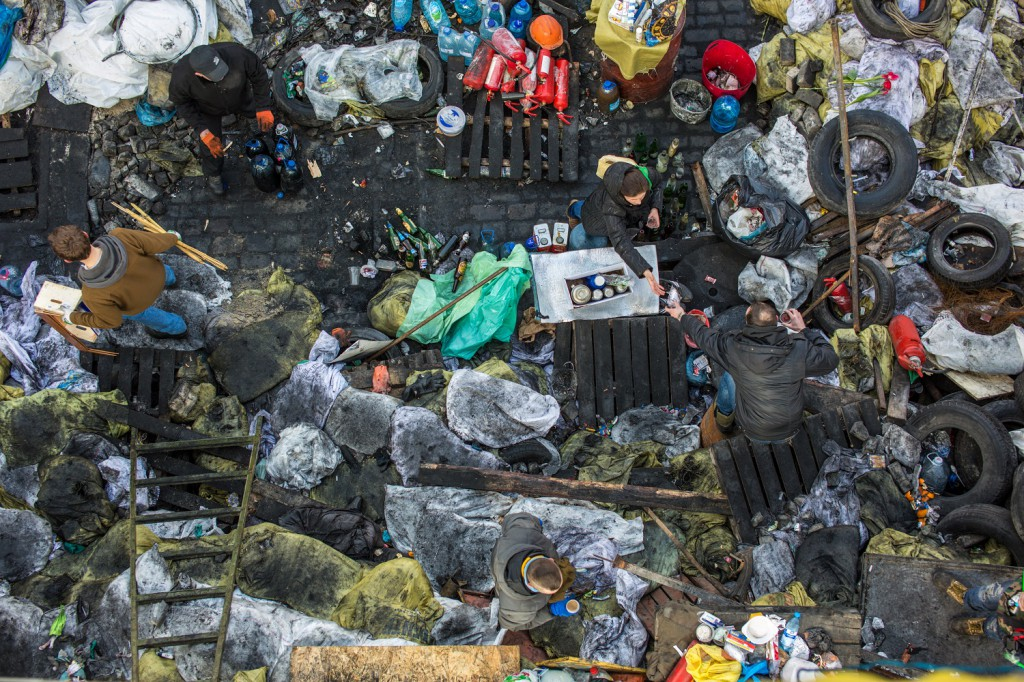 серия Майдан территория экологического бедствия