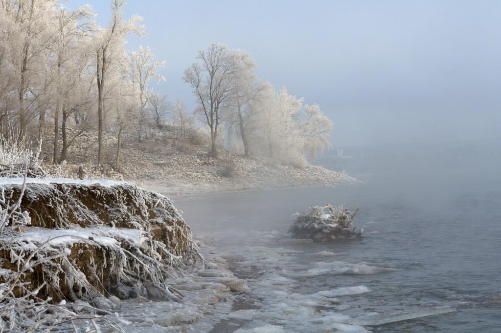 «Туман зимой»