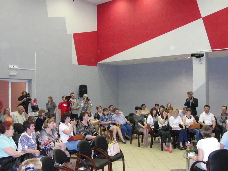 В Сызрани прошел форум городских и районных СМИ