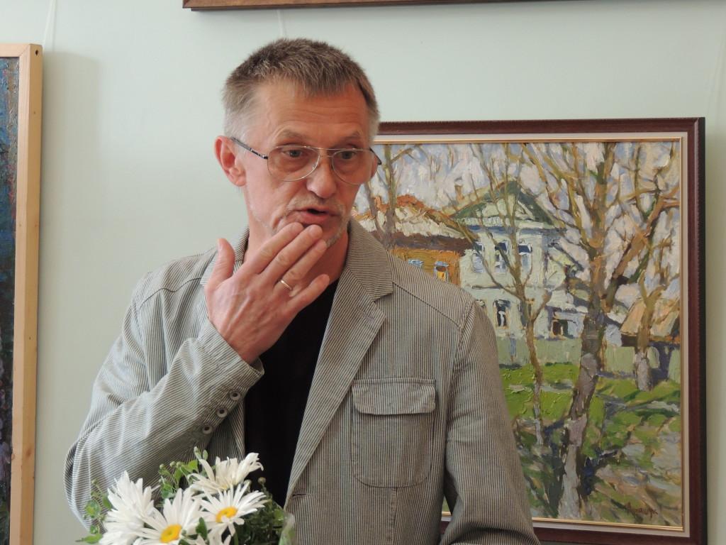 Николай Лукашук