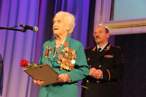 Номинация Ветераны