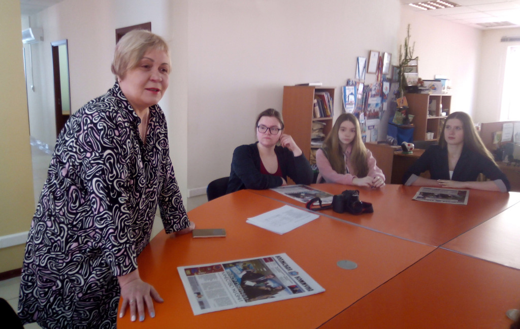 Главный редактор Ирина Лукьянова