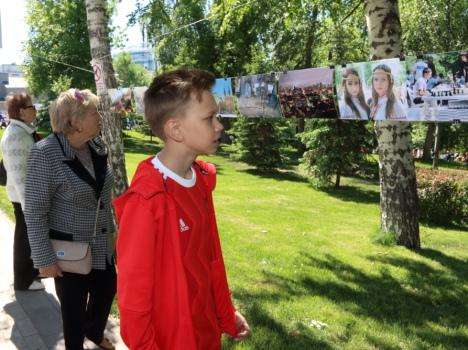фотовыставка Фотообъединения областного Союза журналистов
