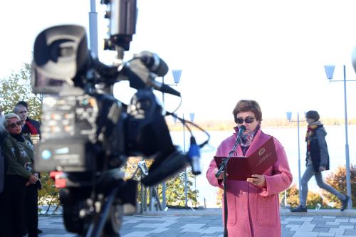 Елена Летичевская руководитель департамента информационной политики Администрации губернатора Самарской области