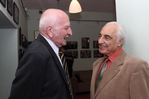 Валерий Иванов и Борис Кожин - встреча двух глыб