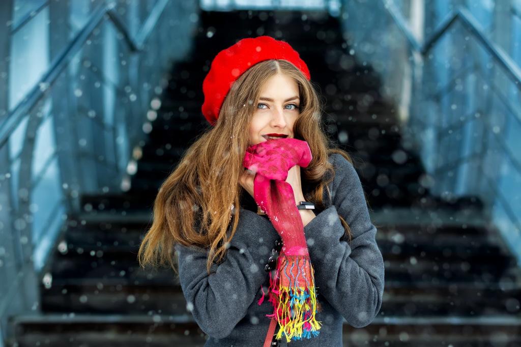 Салапонов Владимир Зимняя краса