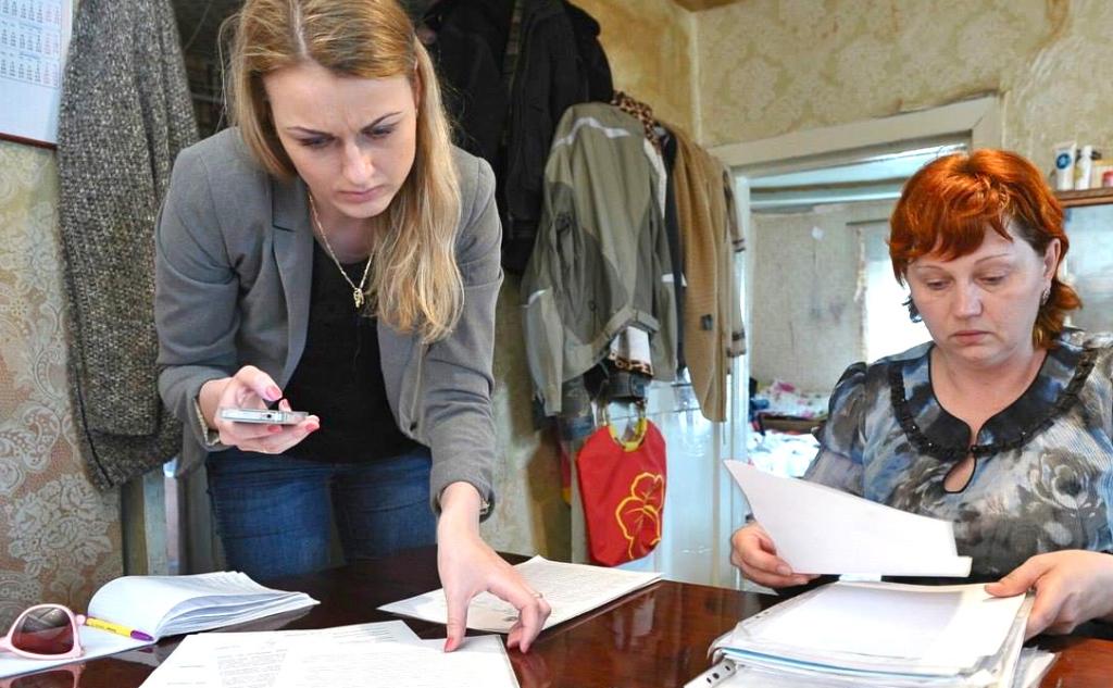 Ксения Штефан в редакции