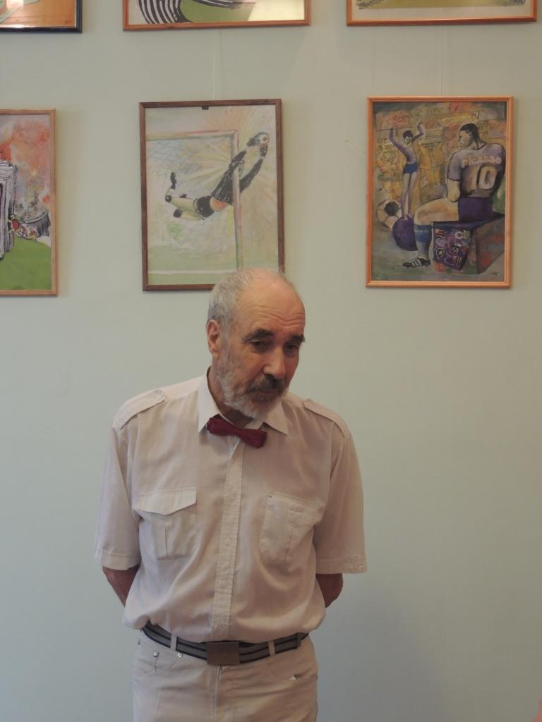 Юрий Воскобойников