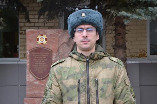 Василий Александрович Воронин