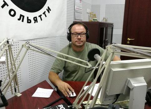 Валерий Мальков_за работой